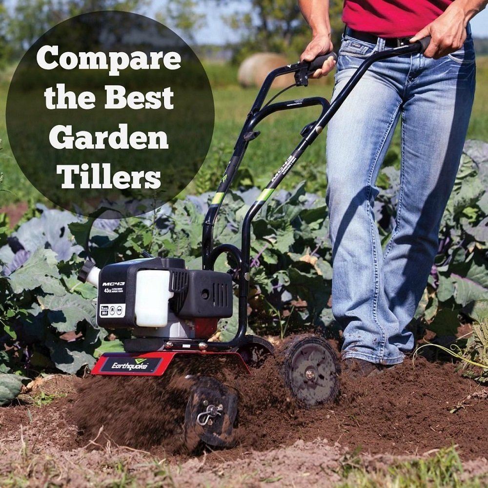 Best Garden Rototiller Reviews Guide of 2015: We Compare the Top Tillers