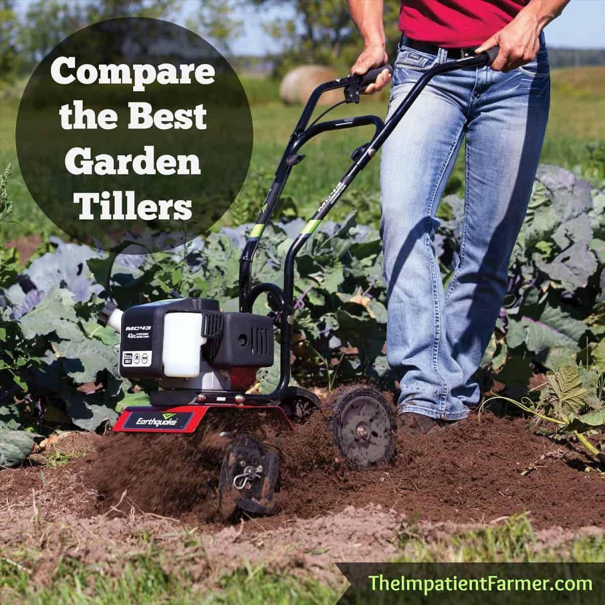 Best Garden Rototiller Reviews Guide of 2016