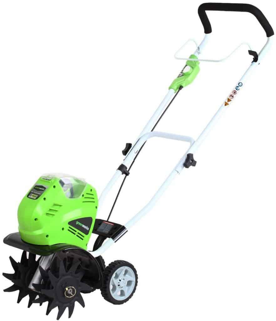 GreenWorks Cordless Cultivator