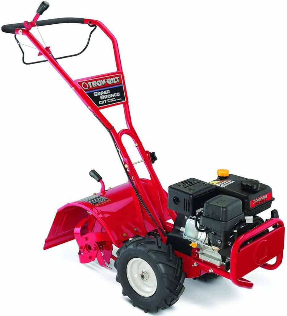 Troy Built Red Rear Tine Tiller