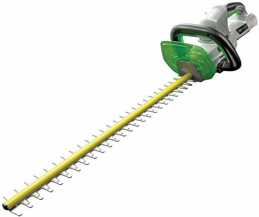Ego Power HT2400 Cordless Hedge Trimmer - Green and Yellow