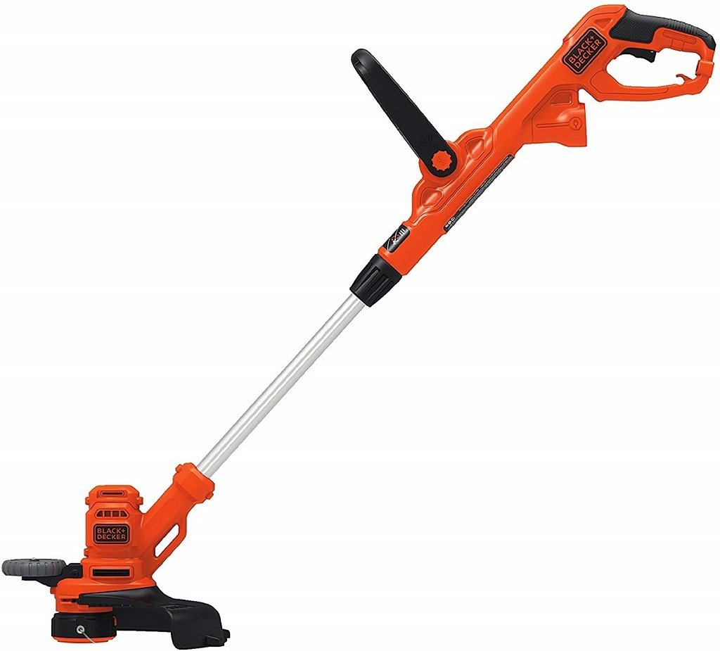 BLACK+DECKER String Trimmer with Auto Feed (BESTA510)