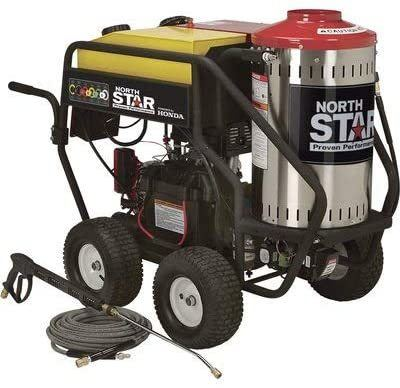 NorthStar Gas Wet Steam and Hot Water Pressure Power Washer