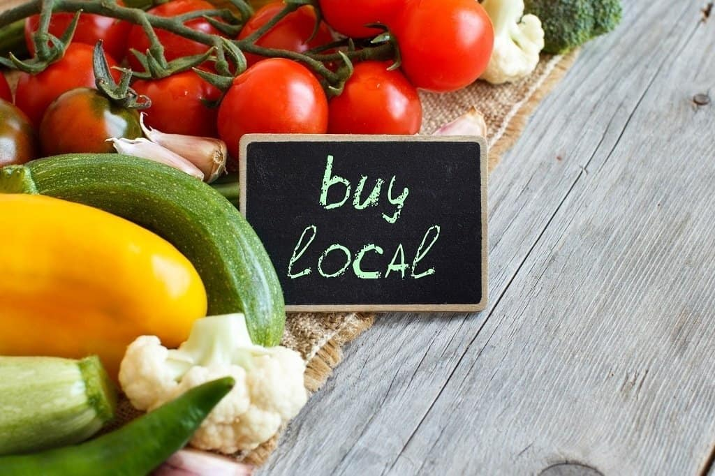 buy local - cash crops for farms